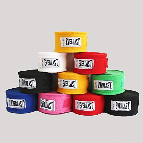EQLEF® Boxeo Profesional Mano Wraps 5 Meter color al azar 1 par