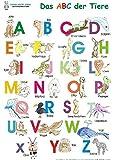 Das ABC der Tiere (Poster)