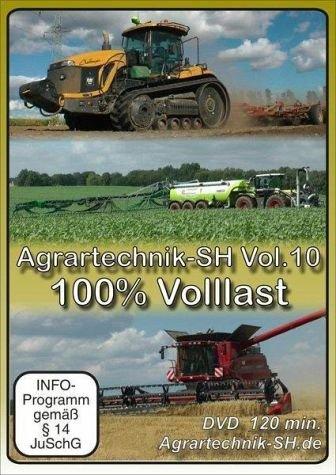 100% Volllast - Agrartechnik im Einsatz -