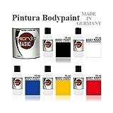 Senjo Body Paint Kit 5 colores