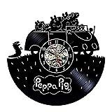 Best Peppa Pig Relojes para niños - Mchoff Tema de Dibujos Animados para niños CD Review