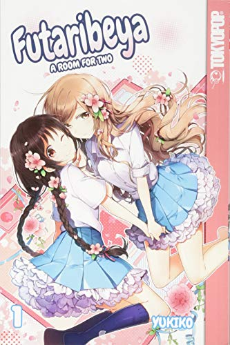 Futaribeya manga volume 1 (English)
