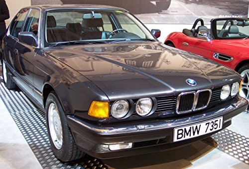 BMW E32 - Serie 7 - Owner manual (English Edition) Bmw 7 Series Owners Manual