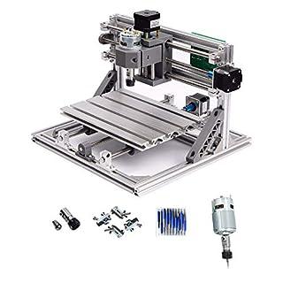Mini DIY CNC2418GRBL, 3-Achsen PCB PVB Fräsmaschine, Graviergerät, CNC 2418