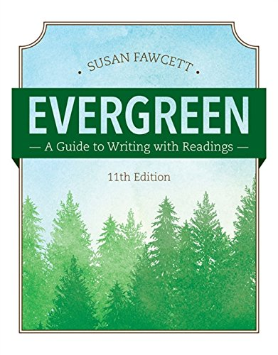 Read pdf evergreen a guide to writing with readings mindtap course evergreen a guide to writing with readings mindtap course list fandeluxe Images