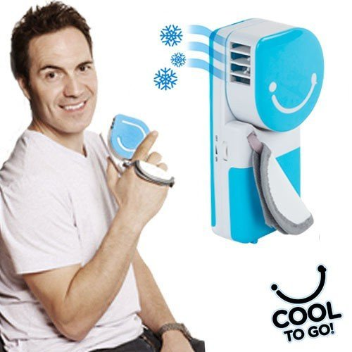 AIRE ACONDICIONADO PORTATIL COOL TO GO!
