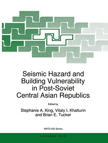 Seismic Hazard and Building Vulnerability in Post-Soviet Central Asian Republics (Nato Science Partnership Subseries: 2)