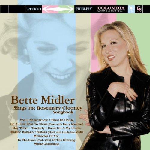Bette Midler Sings The Rosemary Clooney Songbook (Rosemary Clooney-cd)