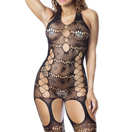 5f340c6f76 Clearance Hot Sale!Womens Sexy Lingerie Transparent Mesh Body ...