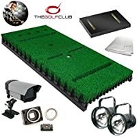 PROTEE Base Pack Two Golf Simulator with Putting Sensor TGC software package