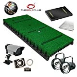 ProTee Base Pack Zwei Golf Simulator mit Putting Sensor TGC Softwarepaket