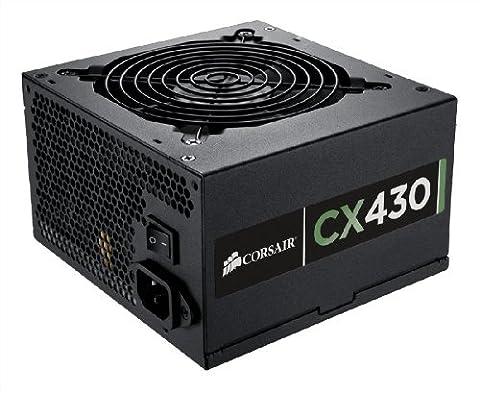 Corsair Builder Series CX430 V2 Alimentation pour PC ATX 430 W Noir
