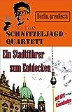 Dr. Ollis Schnitzeljagd-Quartett: Berlin, preußisch: Ein Stadtführer zum Entdecken