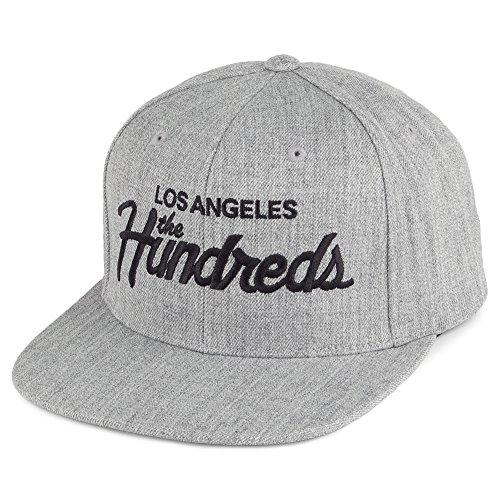 Village Hats Casquette Snapback Forever Team Gris The Hundreds - Ajustable