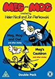 Meg and Mog Doublepack [DVD] by Fay Ripley