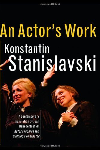 An Actor's Work: A Student's Diary by Konstantin Stanislavski (2008) Hardcover