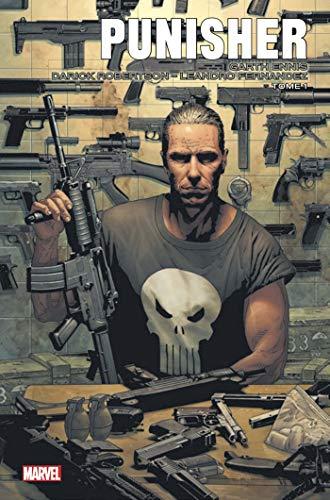 Punisher Max par Ennis et Robertson T01