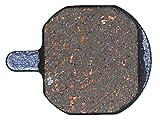 Promax Scheibenbremsbeläge, 360573, schwarz/blau, Hays MX 2