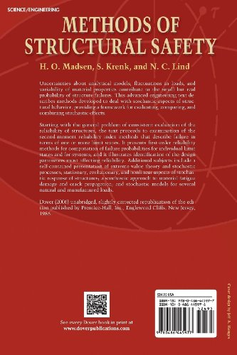 Methods of Structural Safety (Dover Civil and Mechanical Engineering)