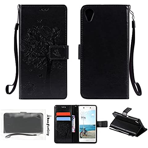 PU Wallet Case per Sony Xperia X