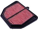 Luftfilter für Yamaha FZ8 800 NA ABS 59P1 RN256 2011 106,2 PS, 78,1 kw