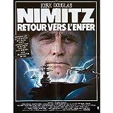 NIMITZ RETOUR VERS L'ENFER Affiche de film - 40x60 cm. - 1980 - Kirk Douglas, Don...