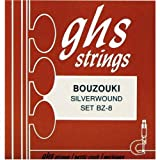 GHS BZ 8 Greek Bouzouki 8-string