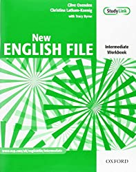 New English File Intermediate Worbook Without Key