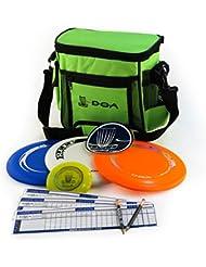 Dga Disc Golf Starter Set - SS-LG, Verde