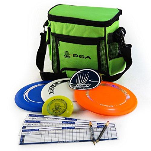 DGA Disc Golf Starter Set S Green
