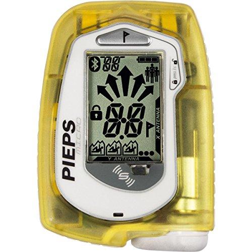 PIEPS Micro BT LVs-gerät, Yellow, One Size -