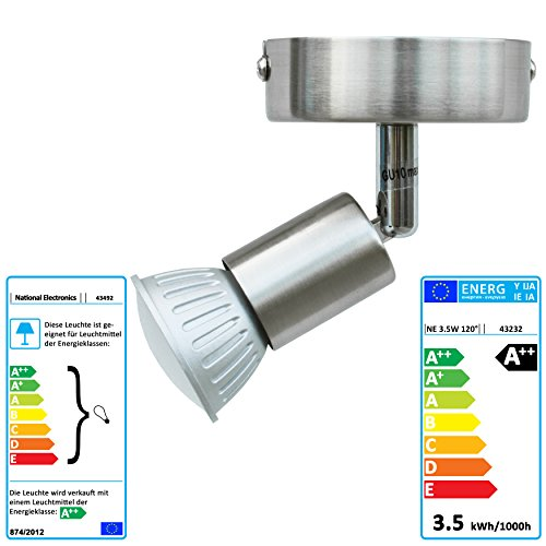 lampara-de-techo-led-national-electronics-spot-gu10-inclusive-35w-320lm-led-bombilla-1-flama-35-watt