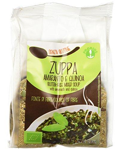 Probios Zuppa Amaranto e Quinoa - 300 gr