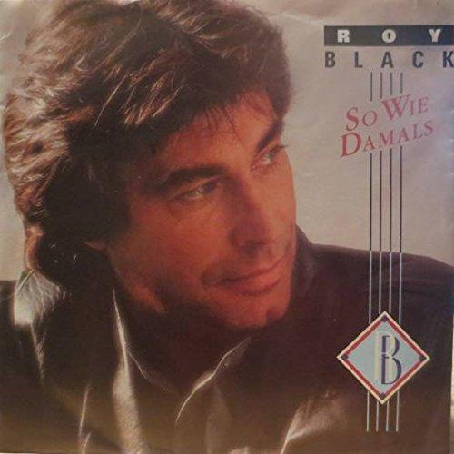 Roy Black - So Wie Damals - TELDEC - 246 619-7