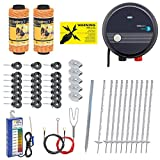 VOSS.PET Electric Fence Complete Kit
