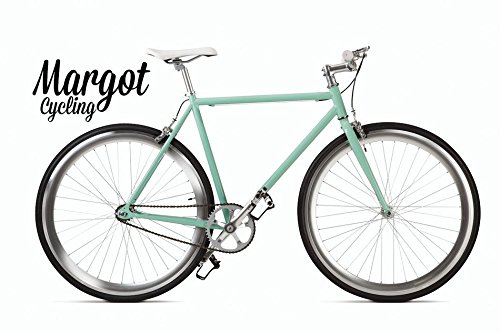 MARGOT Tiffany 54 - Bici Scatto Fisso, Fixed Bike, Bici single speed, Bici fixie