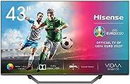"Hisense UHD TV 2020 55AE7400F - Smart TV 55"" Resolución 4K, Dolby Vision, Wide Color Gamut, audio DTS Vir"