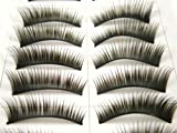 10 Pairs False Fake Eyelashes Extensions 1088 Thick - Best Reviews Guide