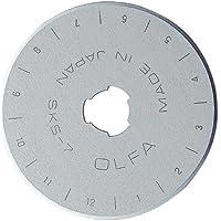 Cuchillas rotatoria de repuesto, de la marca Olfa, 45 mm, 2 unidades