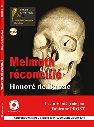 Melmoth réconcilie (1CD audio MP3) par Honoré de Balzac