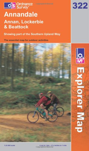 How to Get Annandale (OS Explorer Map Series)