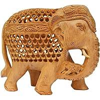 SouvNear Elefante Statua - 17.8 cm -