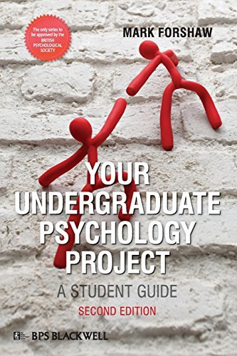 Your Undergraduate Psychology Project: A Student Guide (Bps Student Guides) by Forshaw, Mark (April 19, 2013) Paperback
