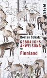 Gebrauchsanweisung für Finnland - Roman Schatz