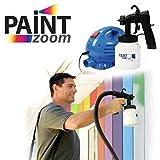 paintzoom Paint Zoom Spritzpistole für Lackieren mit Kompressor A Trageriemen