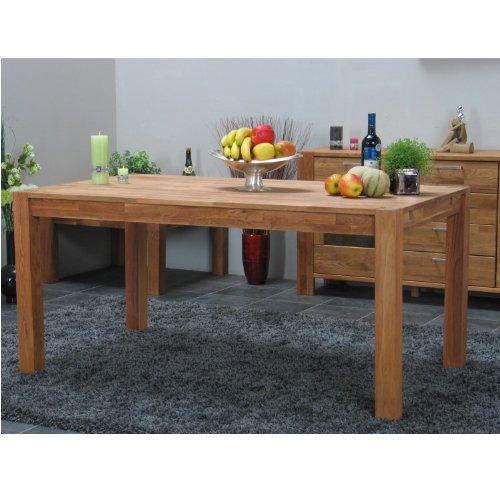 Dynamic24 Esstisch Mark Esszimmertisch Küchentisch Speisetisch Tisch Esszimmer Massiv