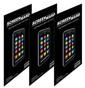 Lenovo K900 Screen protector, Scratch Guard, Screenward 3X Screen Protector Scratch Guard For Lenovo K900 (Pack of 3)