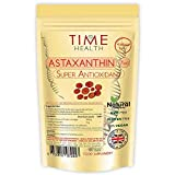 Astaxanthine: 7 mg - Super antioxydant - 100 % pure, naturelle et bio-disponible