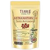 Astaxanthin - Haematococcus Pluvialis - 7 mg - Optimale Dosis - Super-Antioxidans - 100 % rein, natürlich bioverfügbar 4-Monatsvorrat - 100% Natürlich (120 Kapseln pro Beutel)
