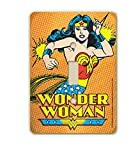 DC Comics Wonder Woman Wall Light Switch...